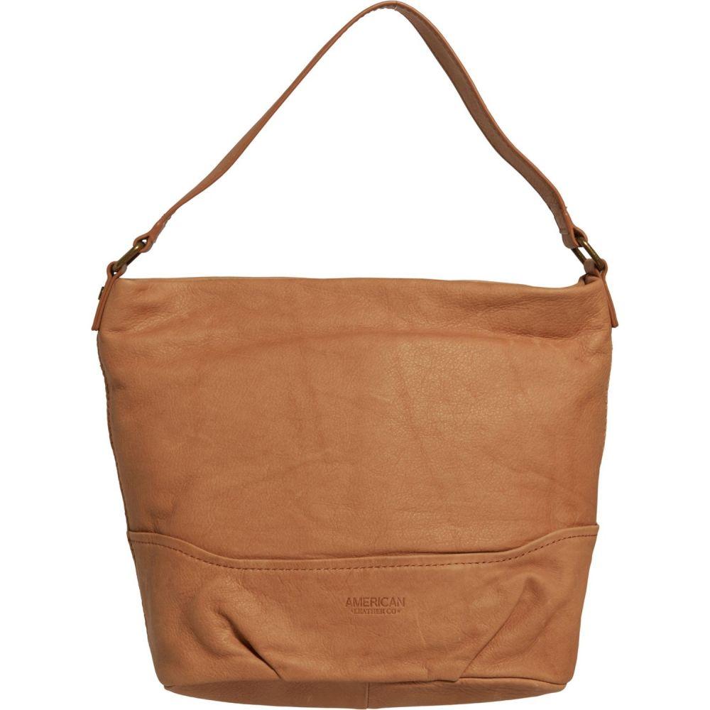 アメリカン レザー American Leather Co. レディース ハンドバッグ バッグ【Yosemite Slouchy Hobo Bag - Leather】Dark Beige