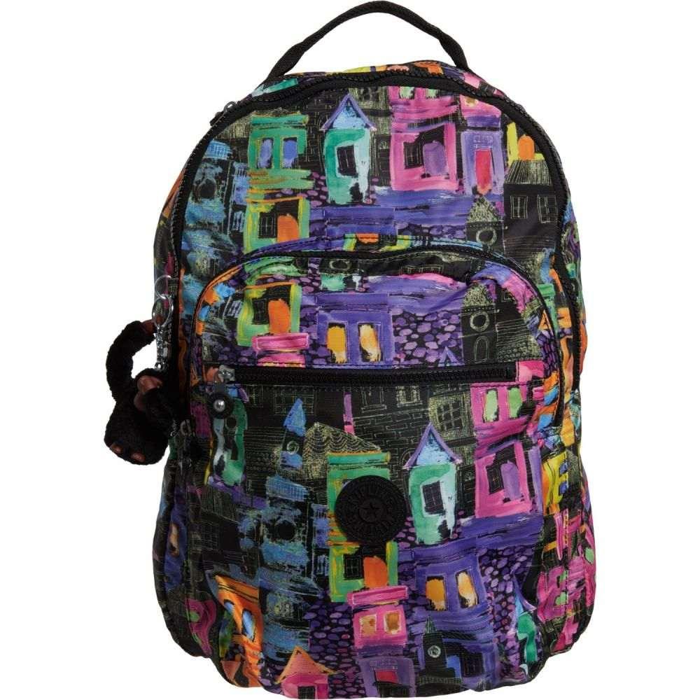 キプリング Kipling レディース バックパック・リュック バッグ【Seoul Backpack】Coronado Streets