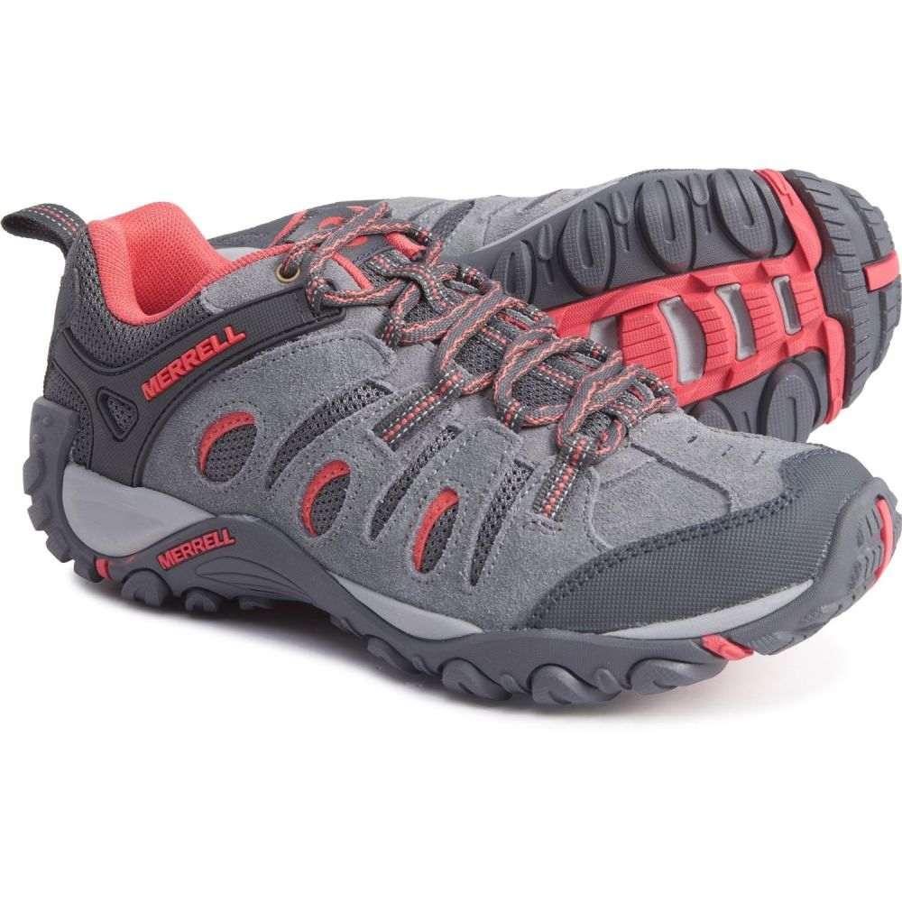 メレル Merrell レディース ハイキング・登山 シューズ・靴【Crosslander Vent Hiking Shoes】Castle Rock/Cayenne