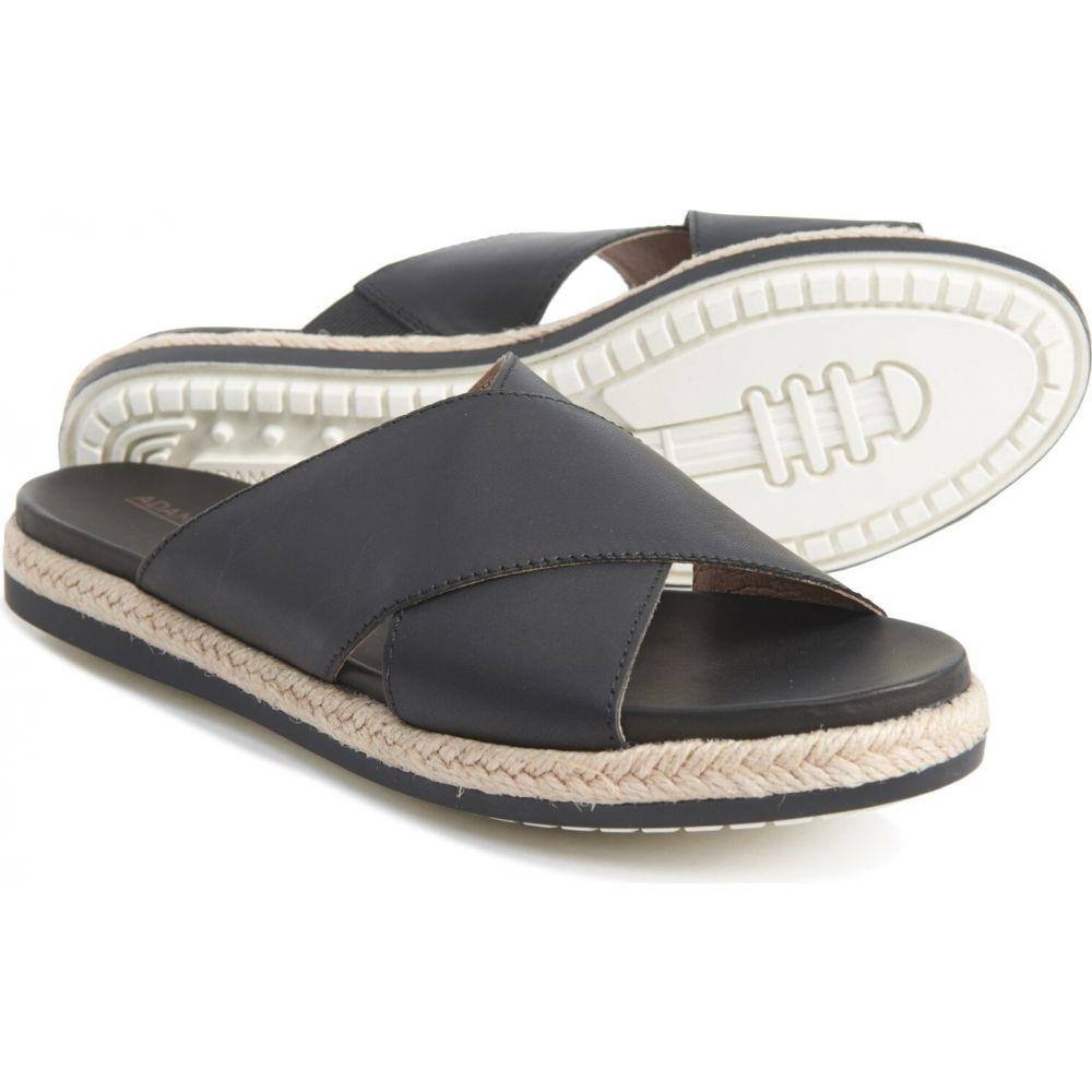 ミートゥー Adam Tucker by Me Too レディース サンダル・ミュール シューズ・靴【me too reeta6 sandals - leather】Black Vachetta