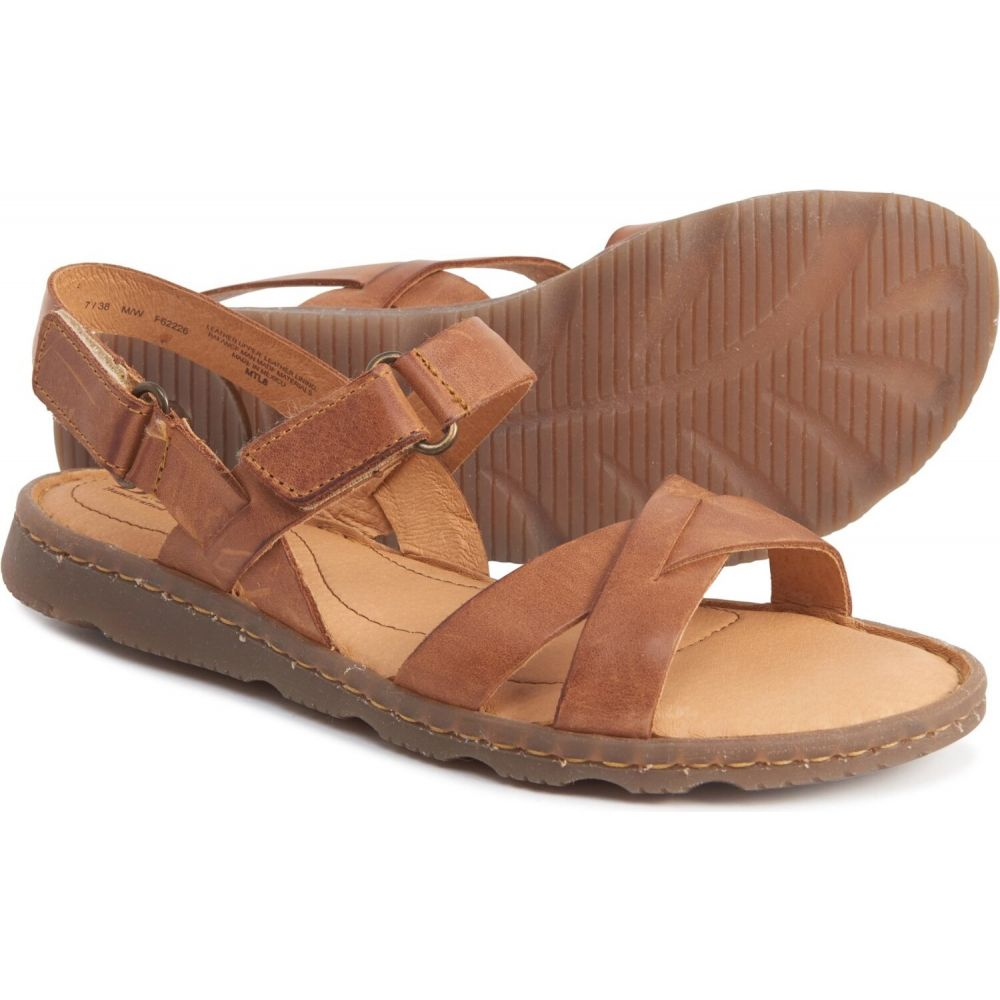 ボーン Born レディース サンダル・ミュール シューズ・靴【jemez sandals - leather】Rust