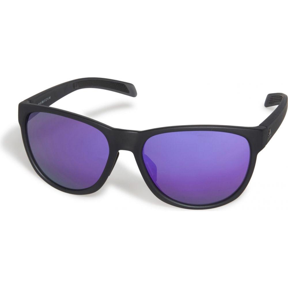 アディダス adidas ユニセックス メガネ・サングラス 【wildcharge sunglasses】Matte Coal