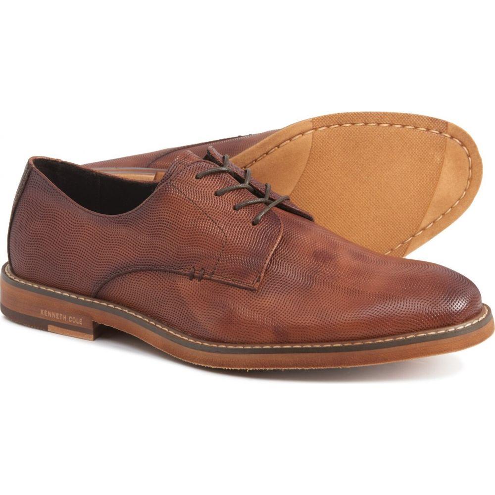 ケネス コール Kenneth Cole メンズ 革靴・ビジネスシューズ レースアップ シューズ・靴【dance lace-up oxford shoes】Cognac