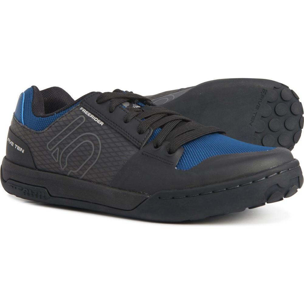 ファイブテン Five Ten メンズ 自転車 マウンテンバイク シューズ・靴【freerider contact mountain bike shoes】Legend Marine/Grey Four/Black