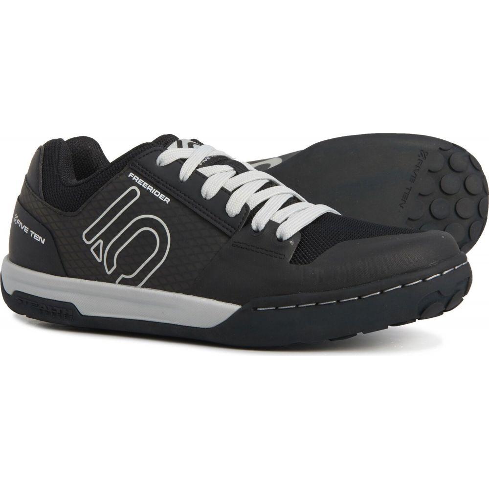 ファイブテン Five Ten メンズ 自転車 マウンテンバイク シューズ・靴【freerider contact mountain bike shoes】Black/Clear Grey/White
