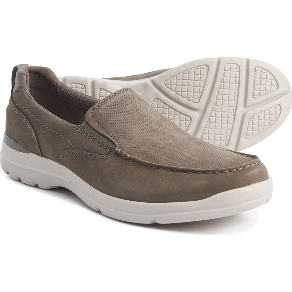 ロックポート Rockport メンズ スリッポン・フラット シューズ・靴【city edge shoes - leather, slip-ons】Olive/Tan/Charcoal/Gold