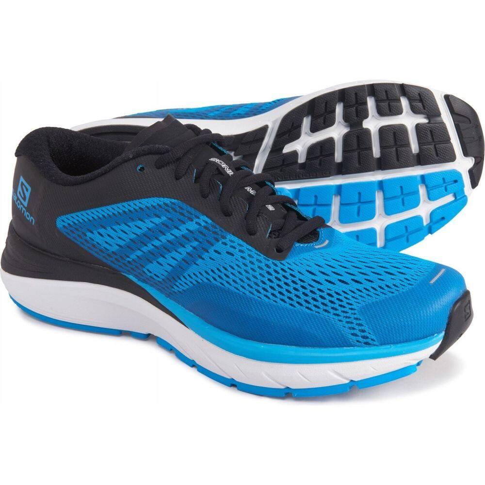 サロモン Salomon メンズ ランニング・ウォーキング シューズ・靴【sonic ra max 2 running shoes】Hawaiian Surf/Black/White