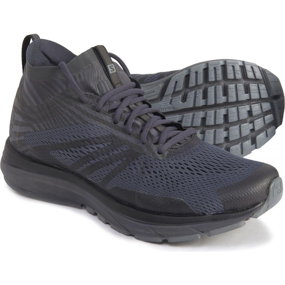 サロモン Salomon メンズ ランニング・ウォーキング シューズ・靴【sonic ra 2 nocturne running shoes】Ebony/Quiet Shade/Black
