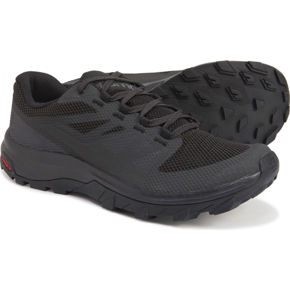 サロモン Salomon レディース ハイキング・登山 シューズ・靴【outline gore-tex hiking shoes - waterproof】Phantom/Black/Magnet