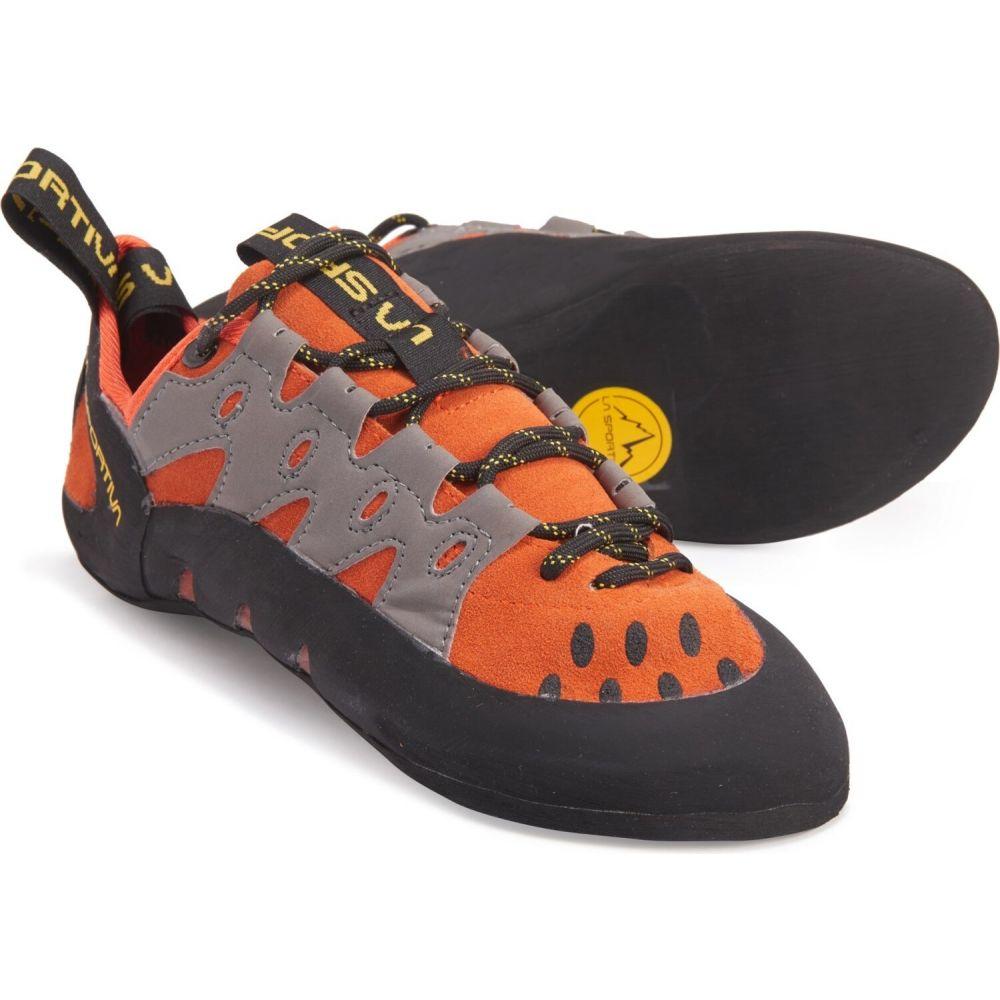 ラスポルティバ La Sportiva メンズ クライミング シューズ・靴【Tarantulace Climbing Shoes】Flame