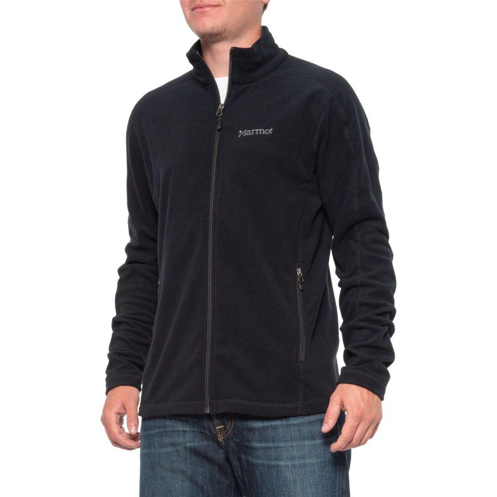 マーモット Marmot メンズ フリース トップス【Rim Fleece Jacket - Full Zip】Black