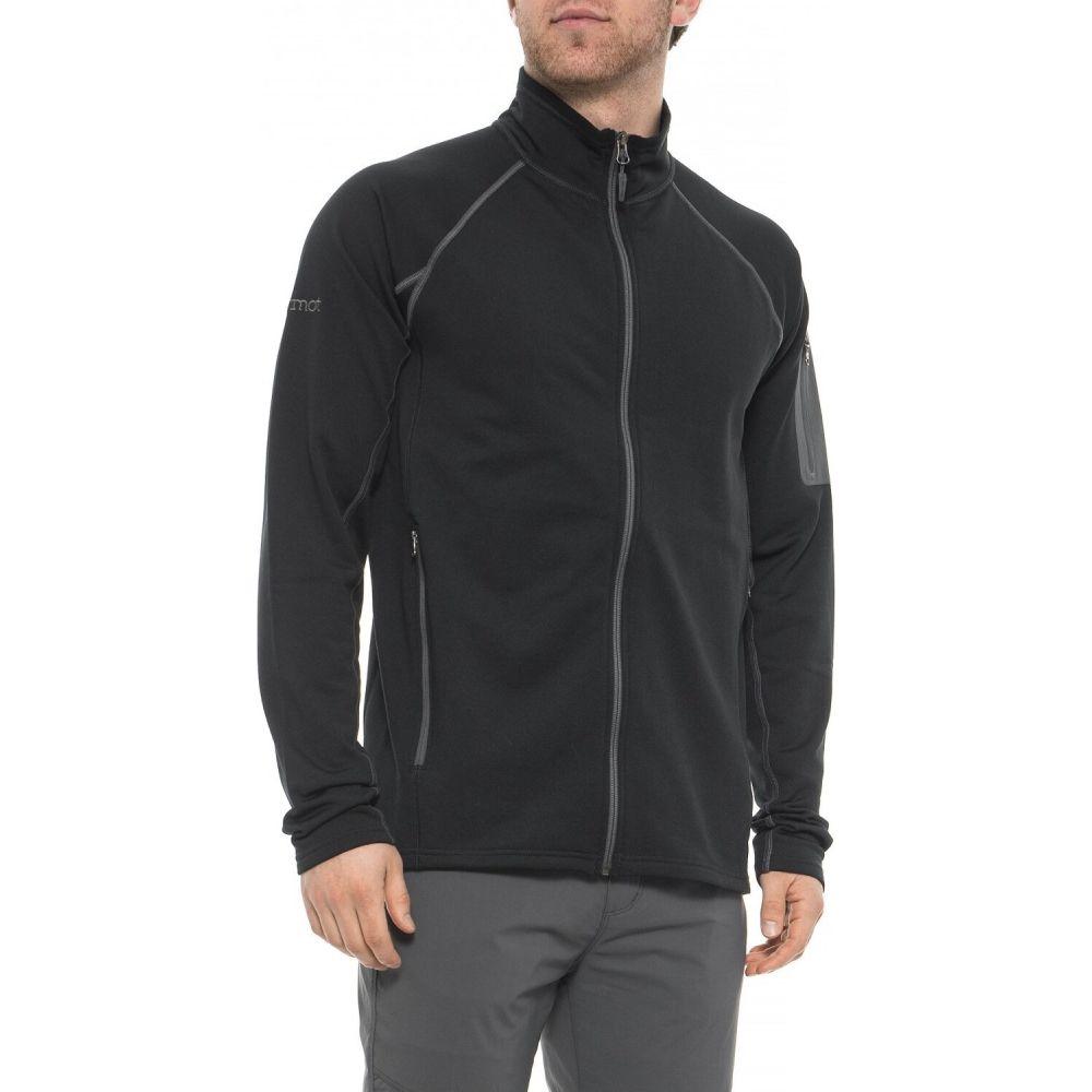マーモット Marmot メンズ フリース トップス【Stretch Fleece Jacket】New Black
