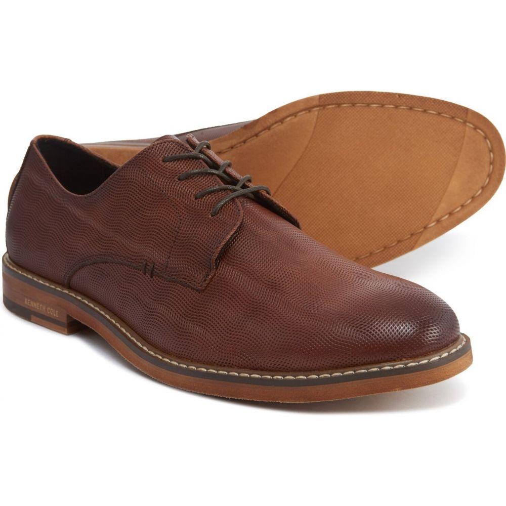 ケネス コール Kenneth Cole メンズ 革靴・ビジネスシューズ レースアップ シューズ・靴【Dance Lace-Up Oxford Shoes - Leather】Cognac