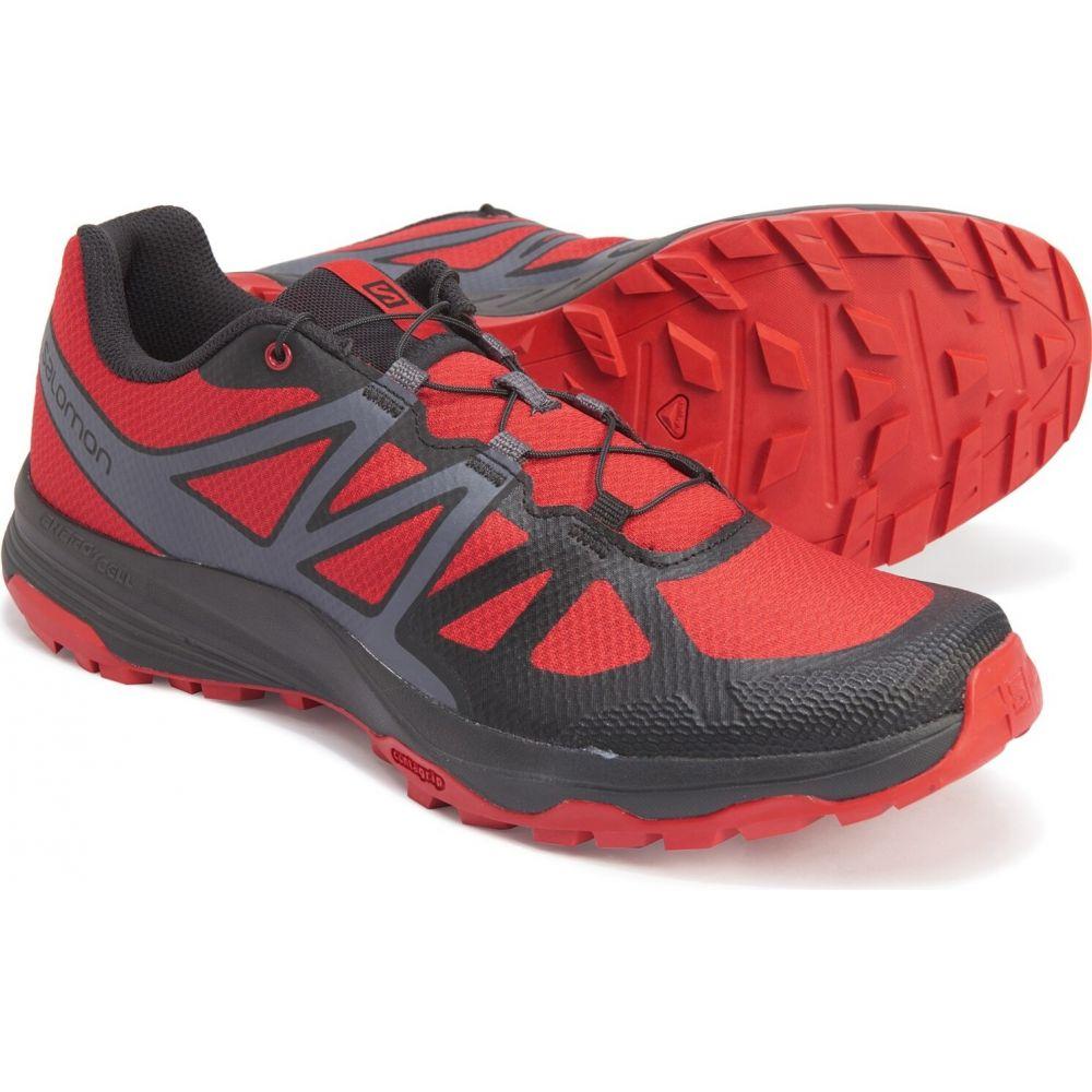 サロモン Salomon メンズ ランニング・ウォーキング シューズ・靴【XA Oribi Running Shoes】Barbados Cherry/Black/Ebony