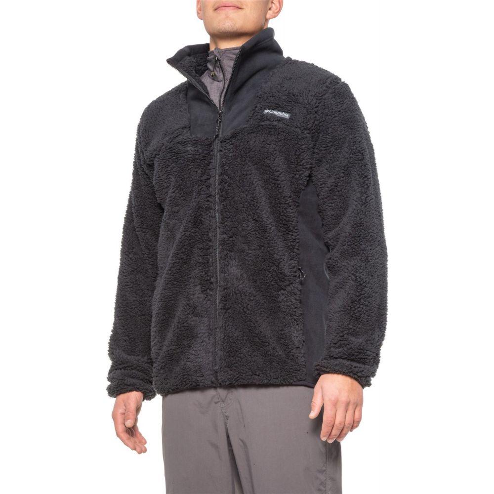 コロンビア Columbia Sportswear メンズ フリース トップス【Winter Pass Fleece Jacket - Full Zip】Black