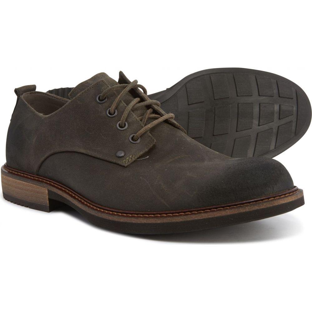 エコー ECCO メンズ 革靴・ビジネスシューズ シューズ・靴【Kenton Oxford Shoes - Leather】Tarmac