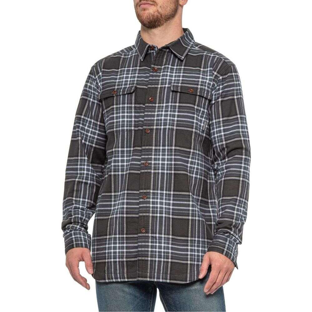 コロンビア Columbia Sportswear メンズ シャツ フランネルシャツ トップス【Flare Gun Flannel Shirt】Graphite Check