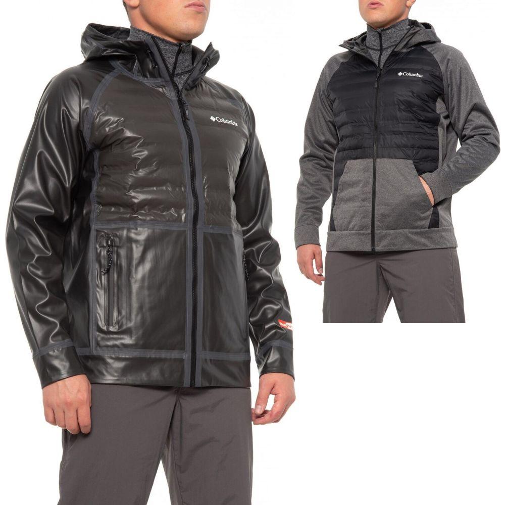 コロンビア Columbia Sportswear メンズ ジャケット アウター【OutDry Extreme Rogue Reversible Jacket - Waterproof, Insulated】Black