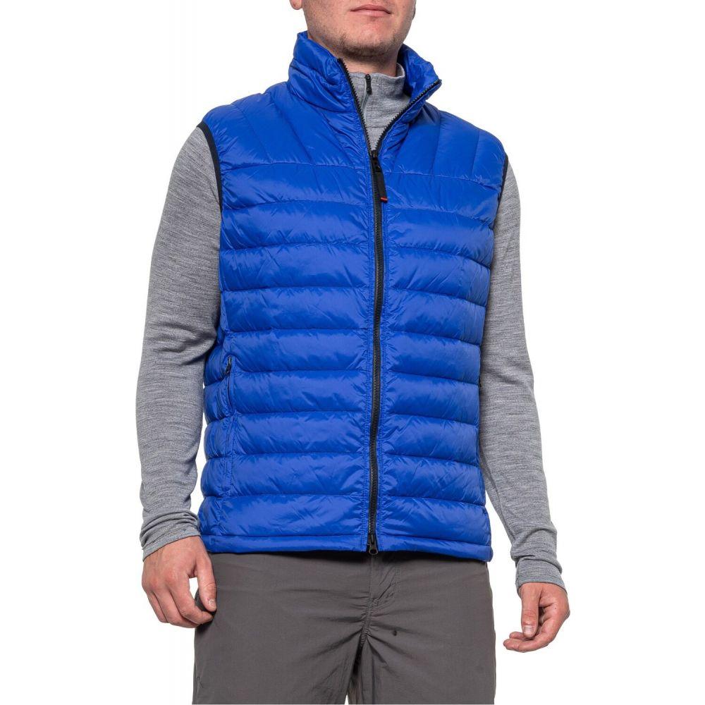 ボグナー Bogner Fire + Ice メンズ ベスト・ジレ ダウンベスト トップス【Levy Down Vest - Insulated】Blue