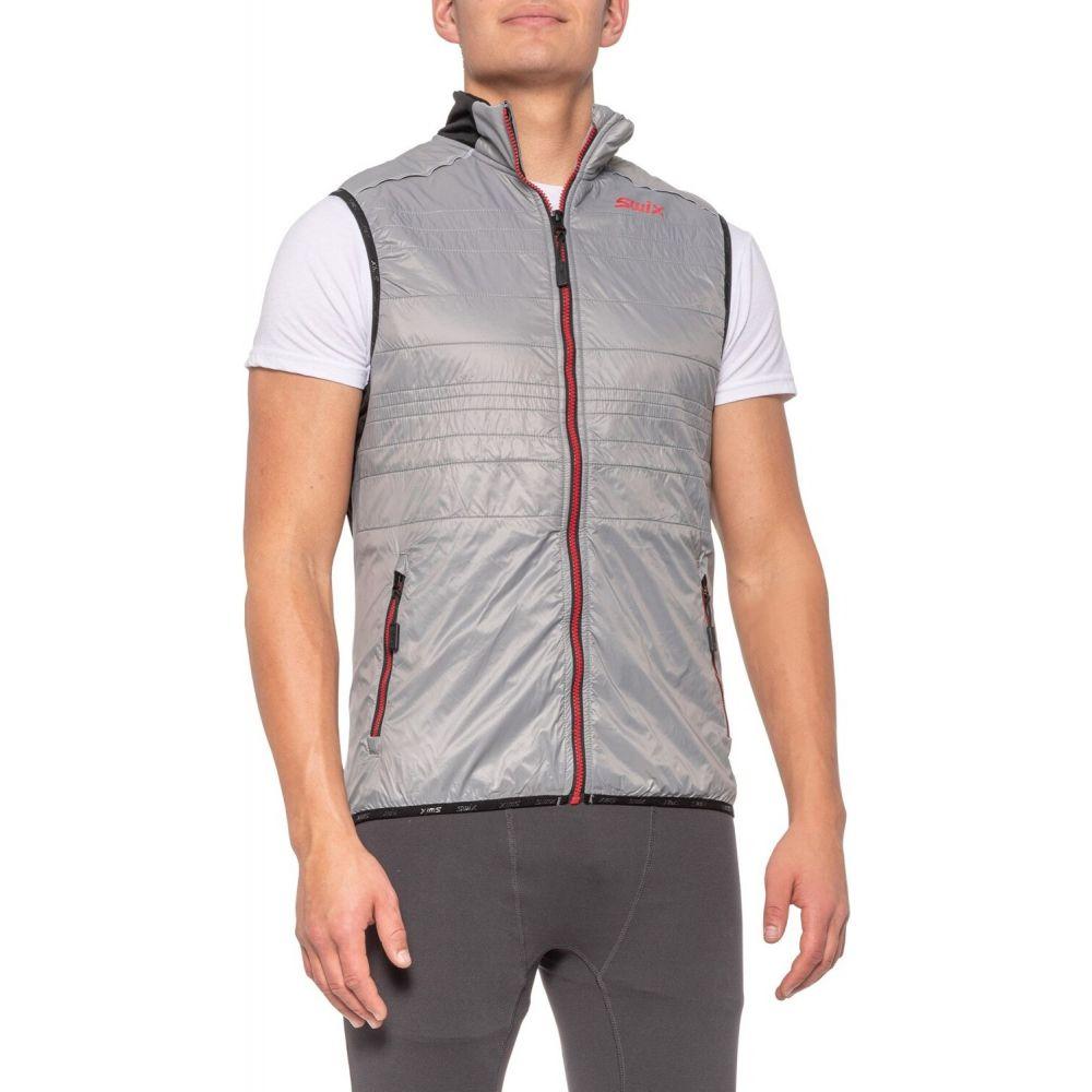 スウィックス Swix メンズ ベスト・ジレ トップス【Menali 2 Quilted Vest - Insulated】Griffin