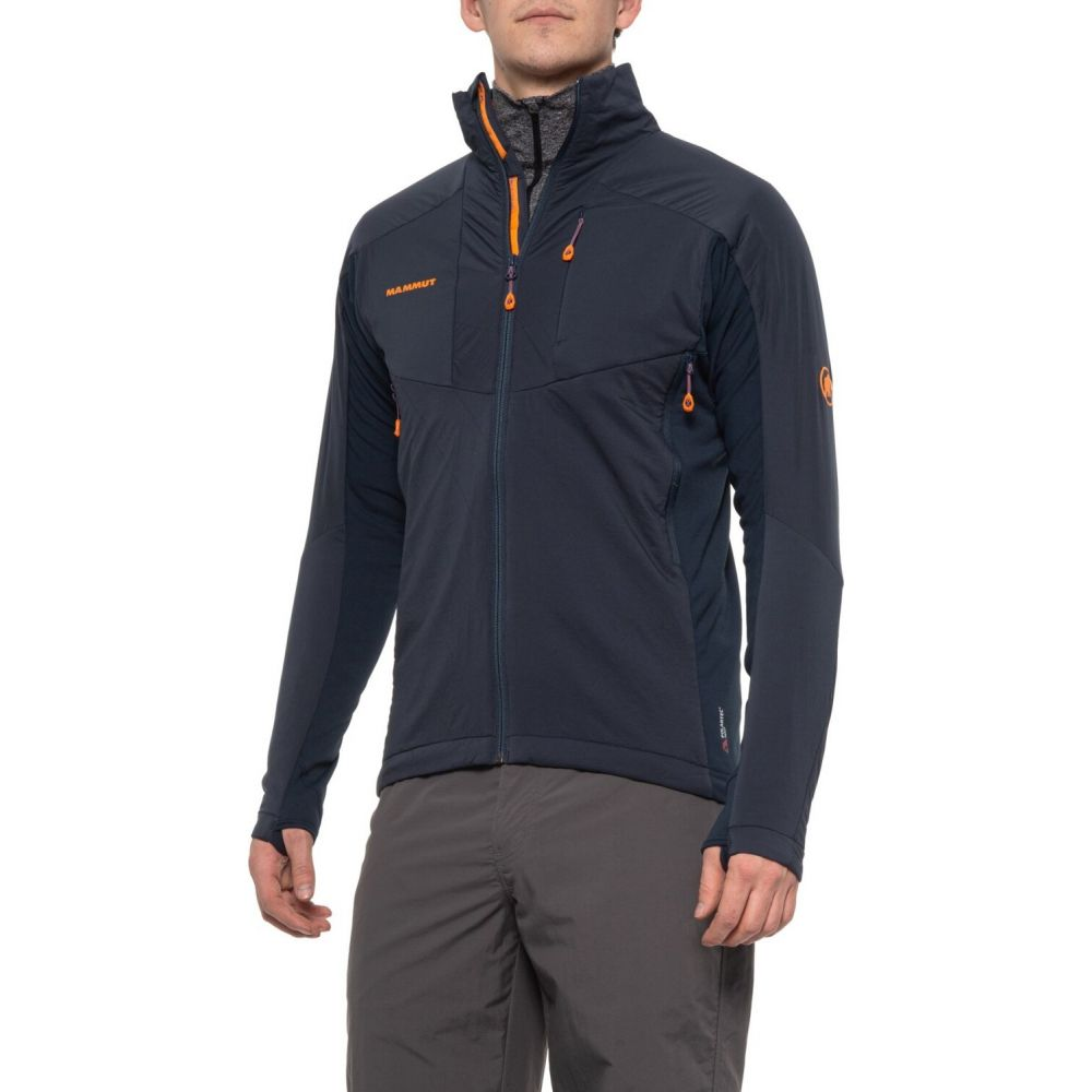 マムート Mammut メンズ ジャケット アウター【Eigerjoch Hybrid Polartec Alpha Jacket - Insulated】Night
