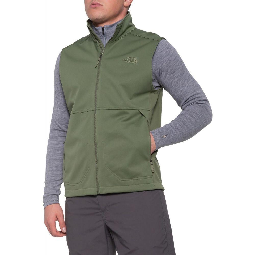 ザ ノースフェイス The North Face メンズ ベスト・ジレ トップス【Apex Canyonwall Vest】Four Leaf Clover