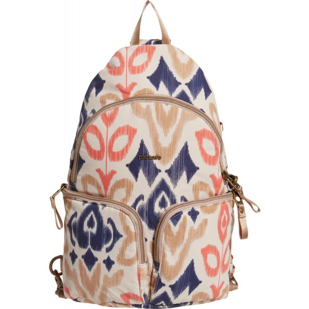 パックセーフ Pacsafe レディース バックパック・リュック バッグ【Stylesafe Sling 6L Backpack】Ikat Coral