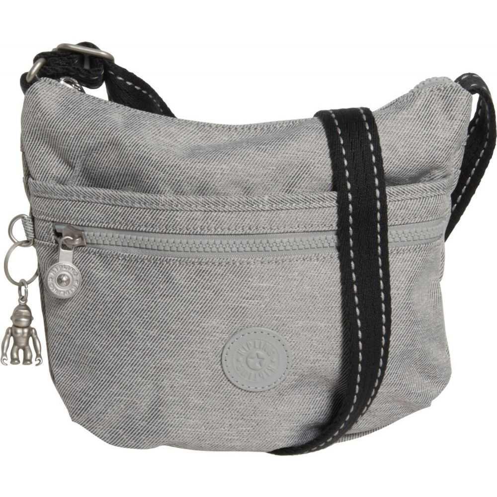 キプリング Kipling レディース ショルダーバッグ バッグ【Arto Crossbody Bag】Chalk Grey
