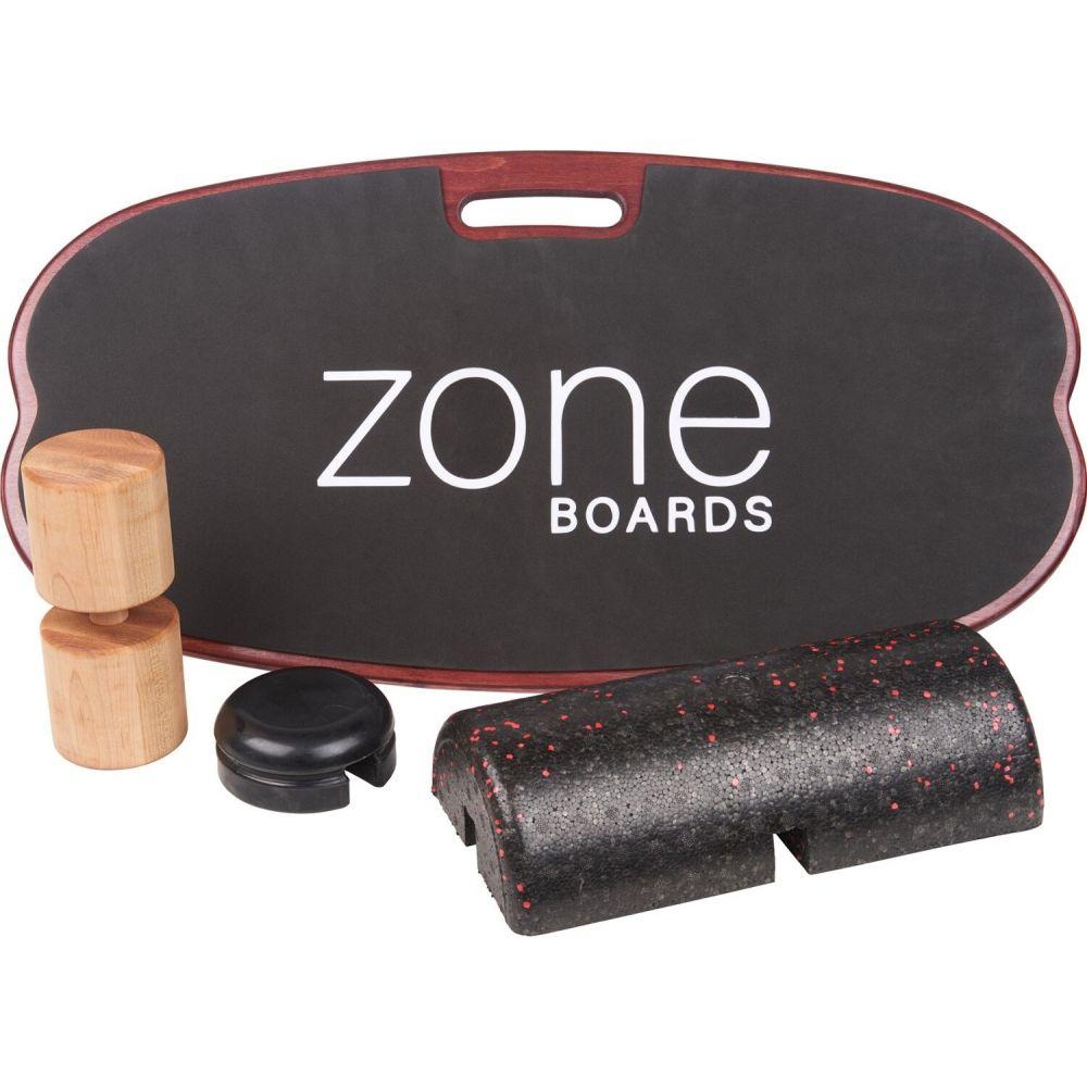 ビュードゥ VEW-DO ユニセックス ヨガ・ピラティス 【Zone Fitness Pro Balance Board - Black-Mahogany】Black/Mahogany