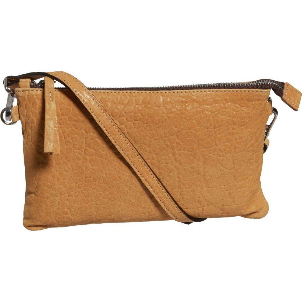 マクソン Maxon レディース ショルダーバッグ バッグ【Made in Italy Pocket Crossbody Bag - Leather】Polenta