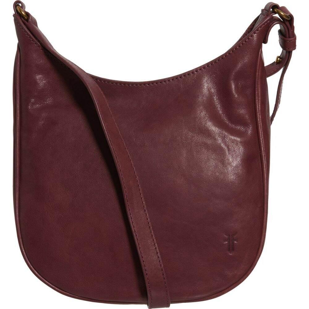 フライ Frye レディース ショルダーバッグ バッグ【Madison Crossbody Bag - Leather】Wine