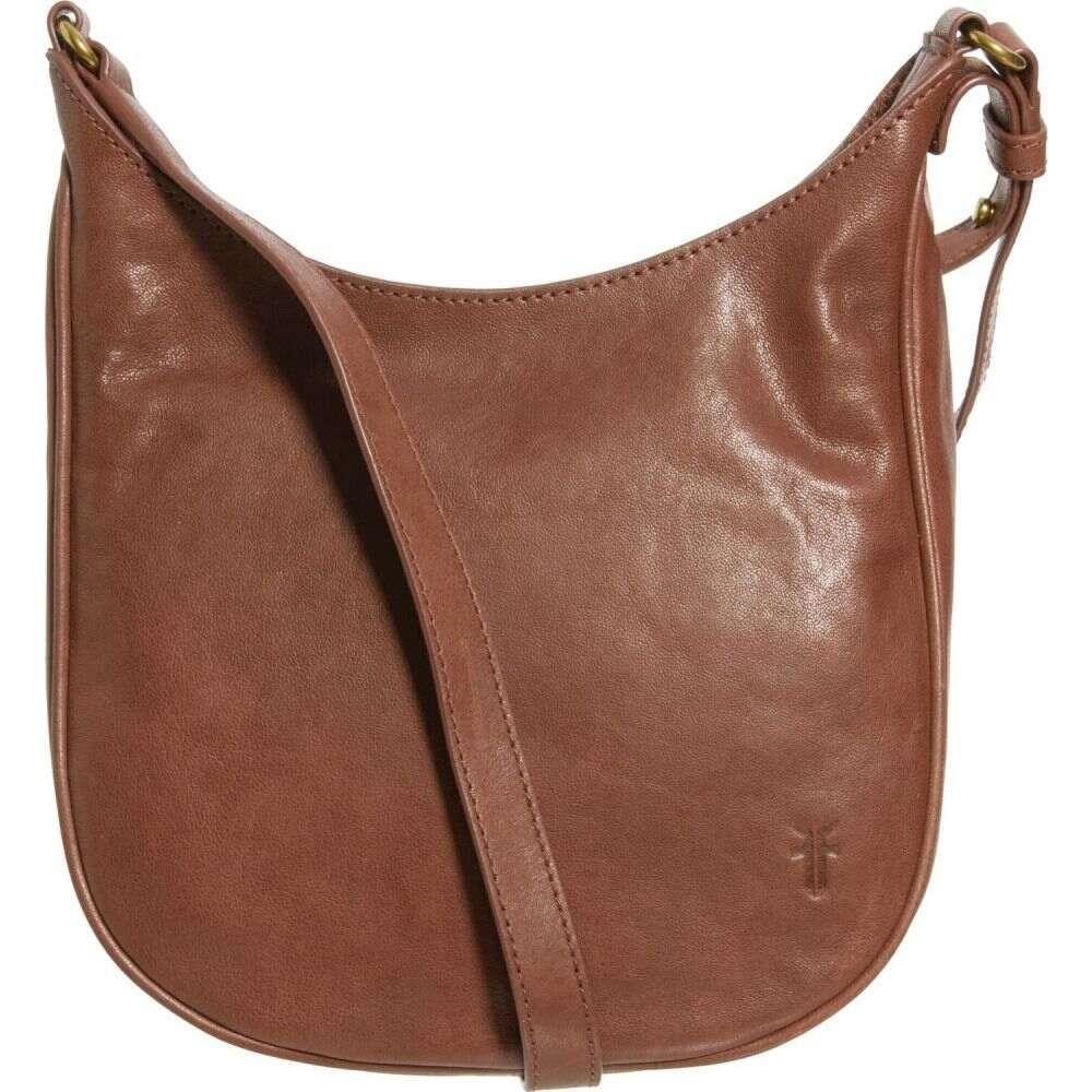 フライ Frye レディース ショルダーバッグ バッグ【Madison Crossbody Bag - Leather】Cognac