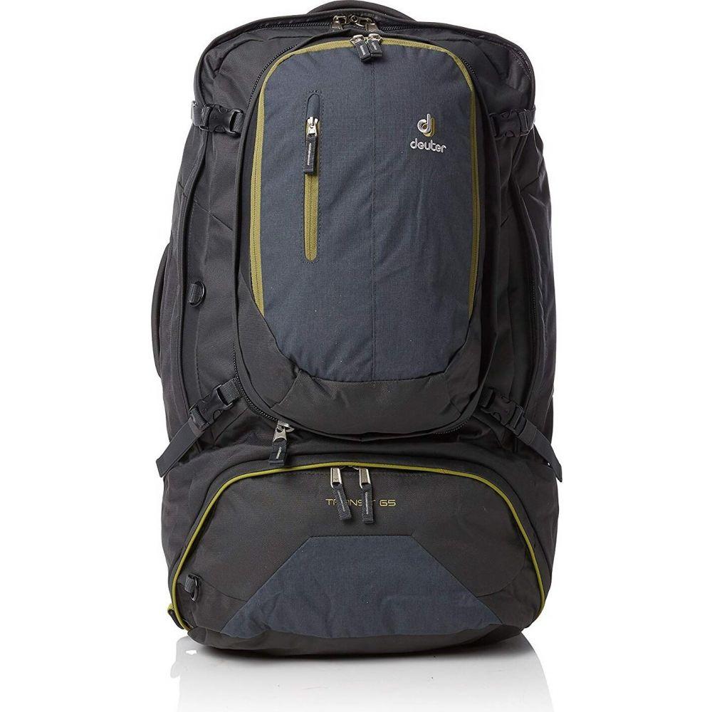 ドイター Deuter レディース バックパック・リュック バッグ【Transit 65L Backpack - Internal Frame】Antrhacite/Moss