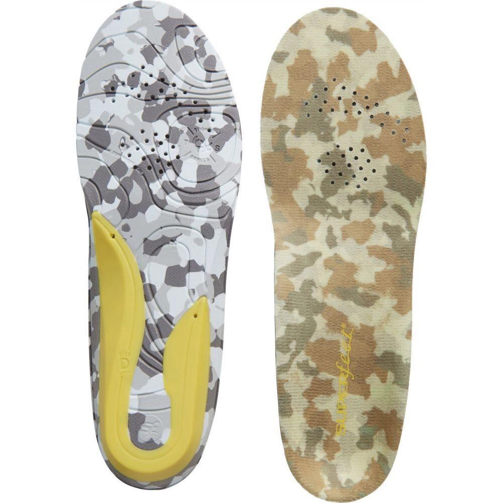 スーパーフィート Superfeet レディース インソール・靴関連用品 シューズ・靴【Comfort High Mileage Trail Insoles - Waterproof】Multi