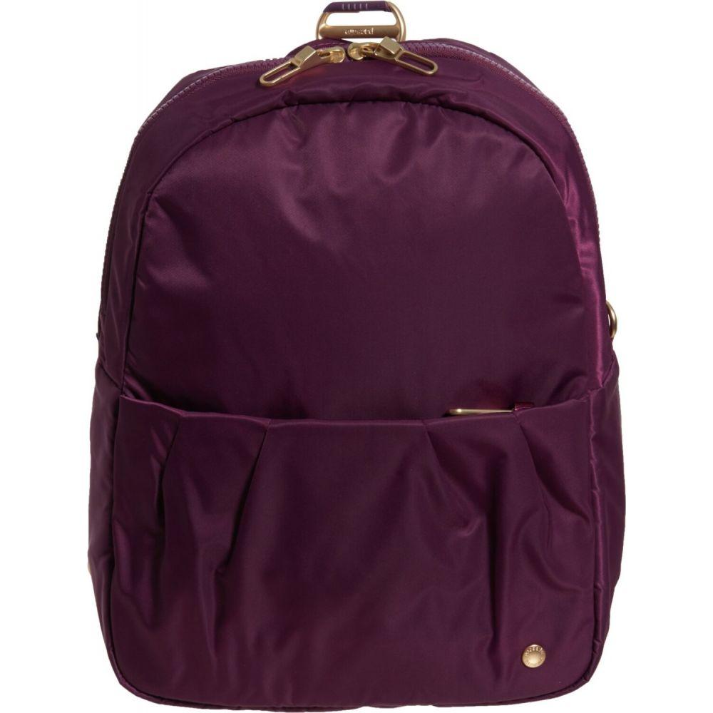 パックセーフ Pacsafe レディース バックパック・リュック バッグ【Citysafe CX Convertible 8L Backpack】Dahlia