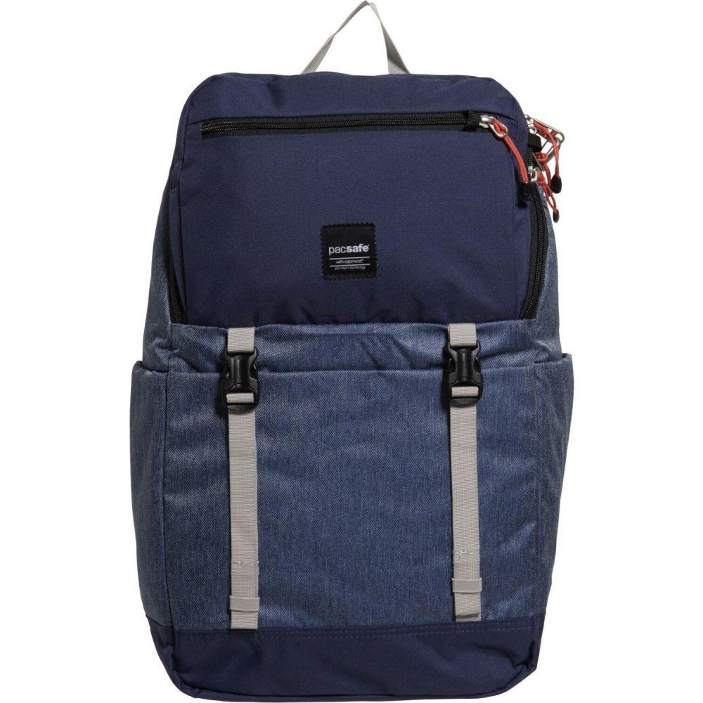 パックセーフ Pacsafe レディース バックパック・リュック バッグ【Slingsafe LX500 Anti-Theft Backpack】Denim