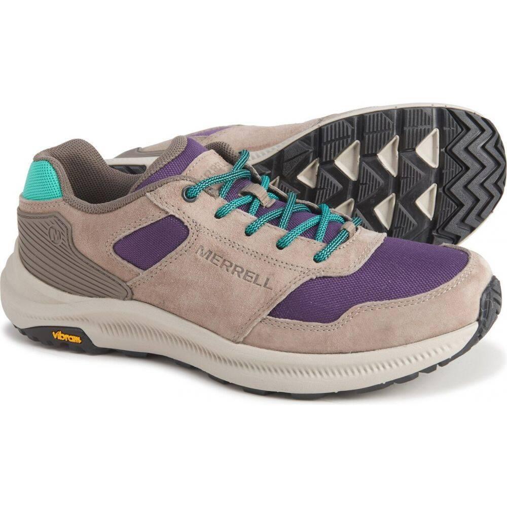 メレル Merrell レディース ハイキング・登山 シューズ・靴【Ontario 85 Retro Hiking Shoes】Acai