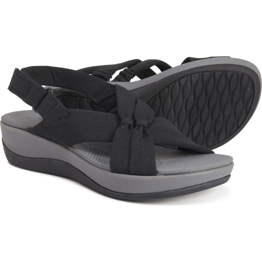 クラークス Clarks レディース サンダル・ミュール シューズ・靴【Arla Belle Sling Sandals】Black