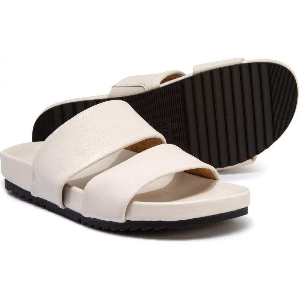 ナチュラライザー Naturalizer レディース サンダル・ミュール シューズ・靴【Amabella Slide Sandals - Suede】Alabaster