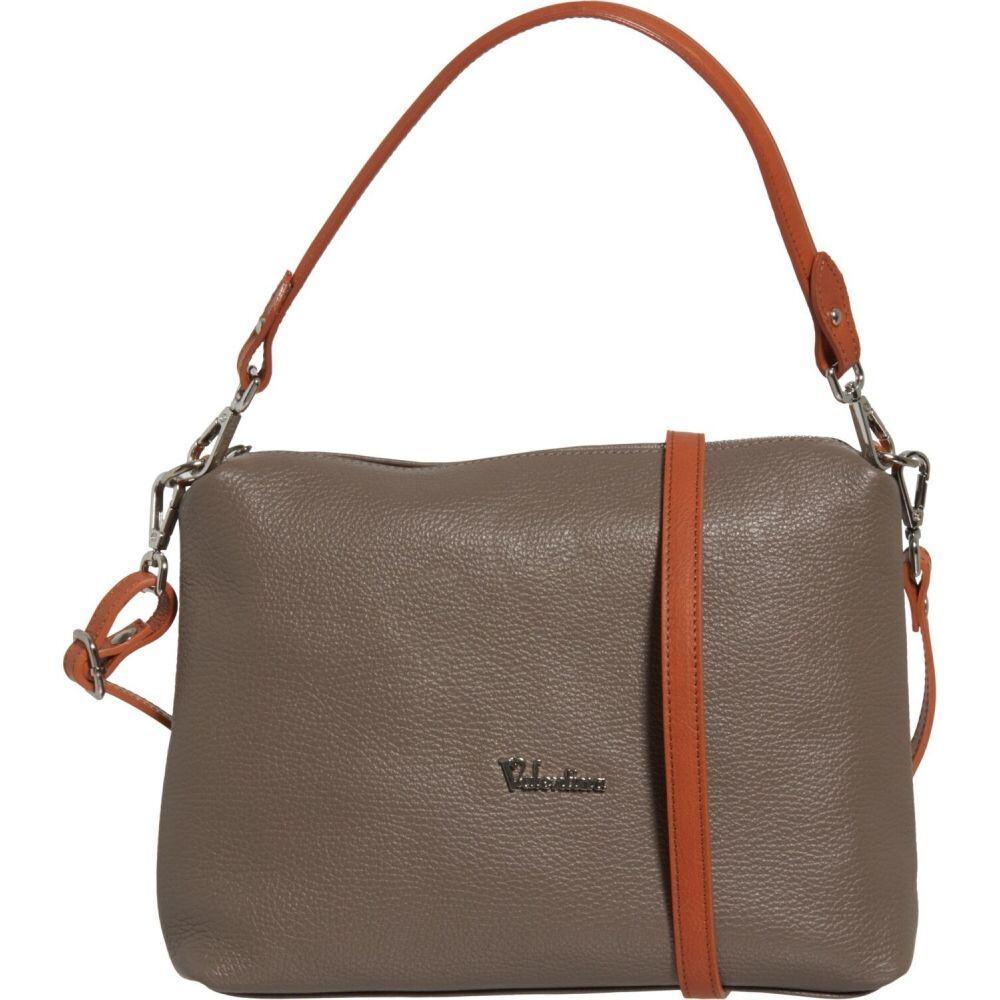 バレンティナ Valentina レディース ショルダーバッグ バッグ【Made in Italy Leather Crossbody Bag】Rock