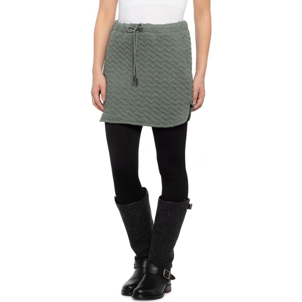 カーヴデザイン Carve Designs レディース スカート 【Moss Heather Cypress Skirt - UPF 50+】Moss Heather