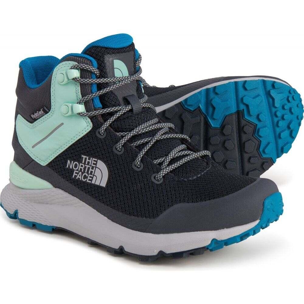 <title>ザ 大規模セール ノースフェイス レディース ハイキング 登山 シューズ 靴 Ebony Grey Micro Chip サイズ交換無料 The North Face ブーツ Vals Mid Hiking Boots - Waterproof</title>