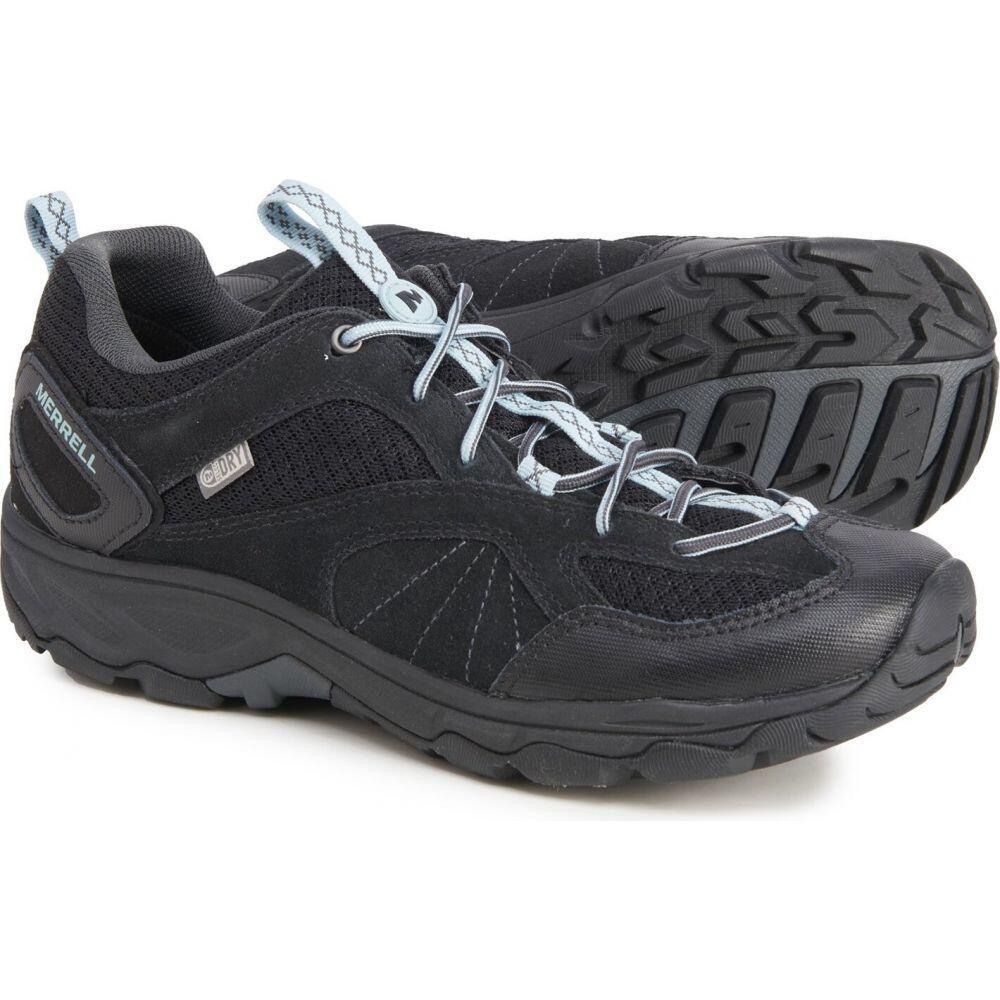 <title>メレル レディース ハイキング 登山 シューズ 靴 Black 買物 サイズ交換無料 Merrell Avian Light 2 Vent Hiking Shoes - Waterproof</title>