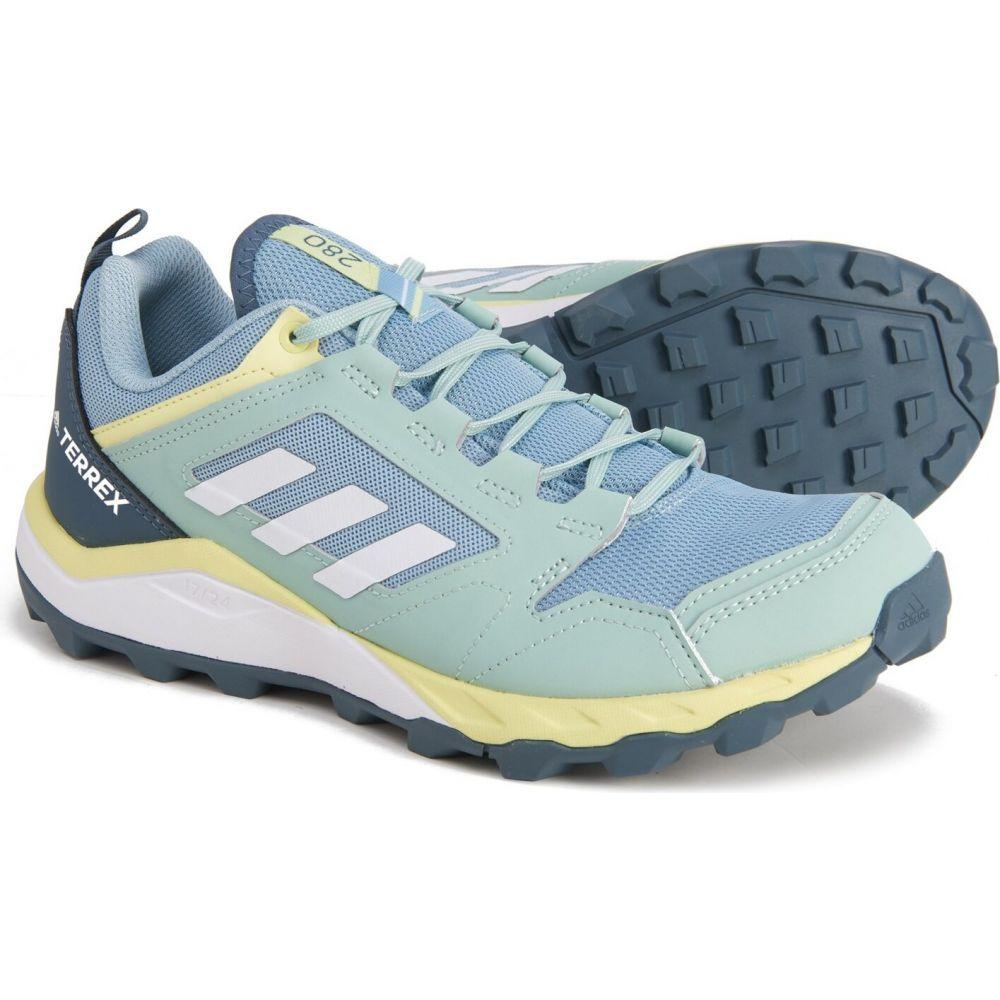 <title>アディダス レディース 感謝価格 ランニング ウォーキング シューズ 靴 Ash Grey White Yellow Tint サイズ交換無料 adidas outdoor Terrex Agravic TR Trail Running Shoes</title>