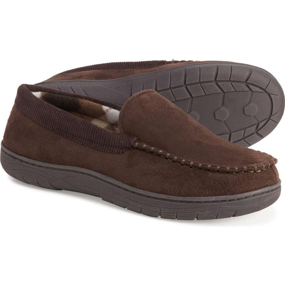 スリッパ Slippers】Brown Corduroy メンズ Weatherproof ウェザープルーフ シューズ・靴【Venetian