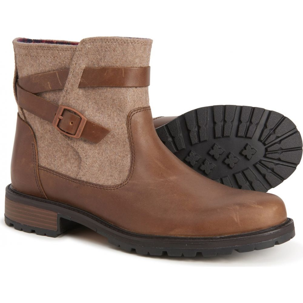 Leather】Tobacco Waterproof, Buckle メレル Boots Merrell ブーツ シューズ・靴【Legacy レディース -