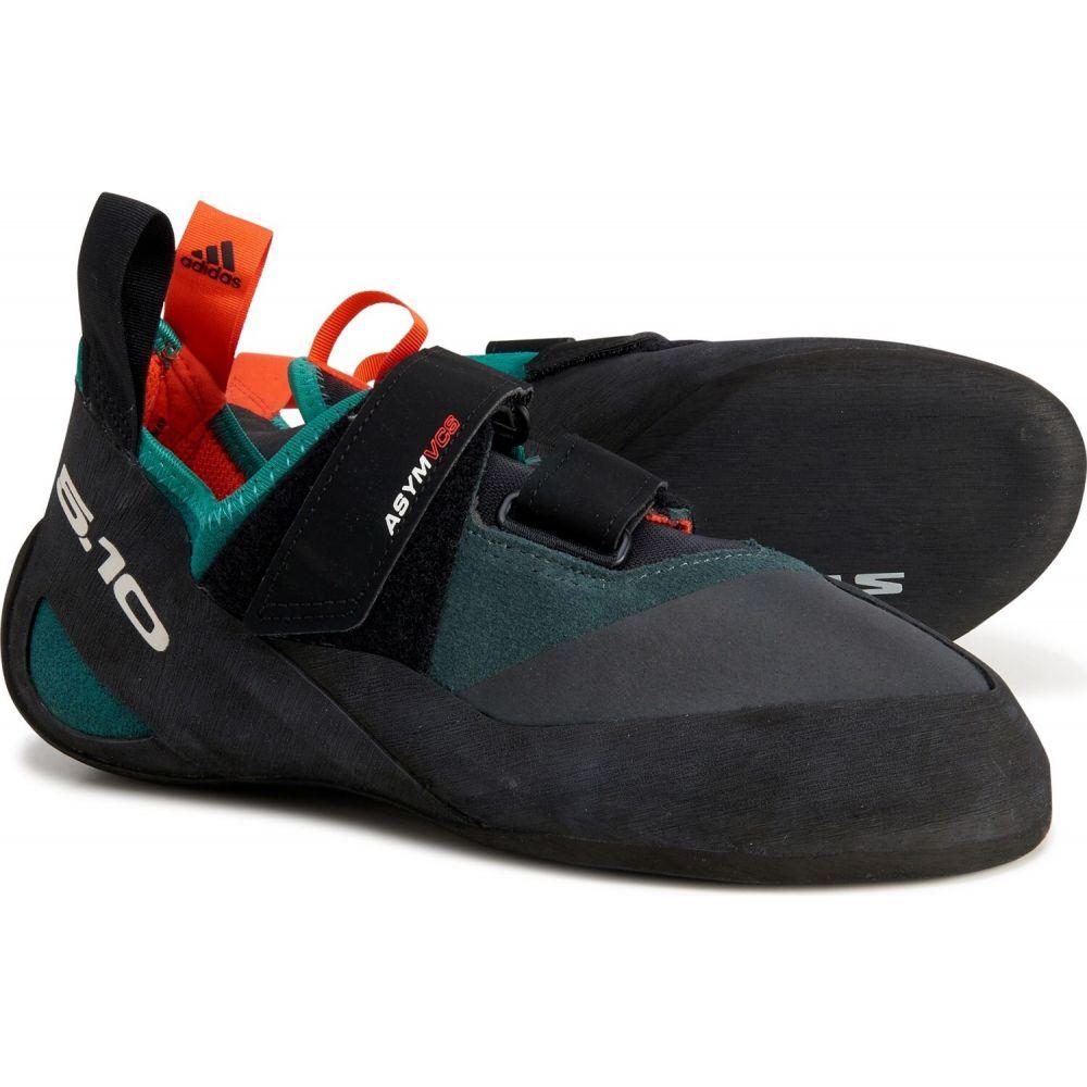 <title>ファイブテン メンズ クライミング シューズ 靴 Active Green Black Orange 送料込 サイズ交換無料 Five Ten asym vcs climbing shoes</title>