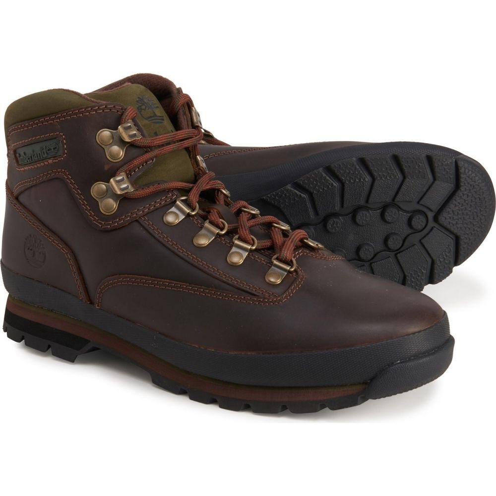 <title>ティンバーランド メンズ ハイキング 登山 安全 シューズ 靴 Medium Brown Full Grain サイズ交換無料 Timberland ブーツ euro hiking boots - leather</title>