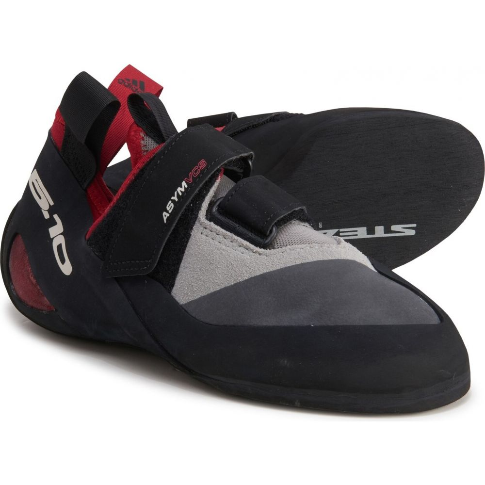 <title>ファイブテン レディース クライミング シューズ 靴 Active Pink Black Mgh Solid Grey サイズ交換無料 Five Ten asym vcs climbing 税込 shoes</title>