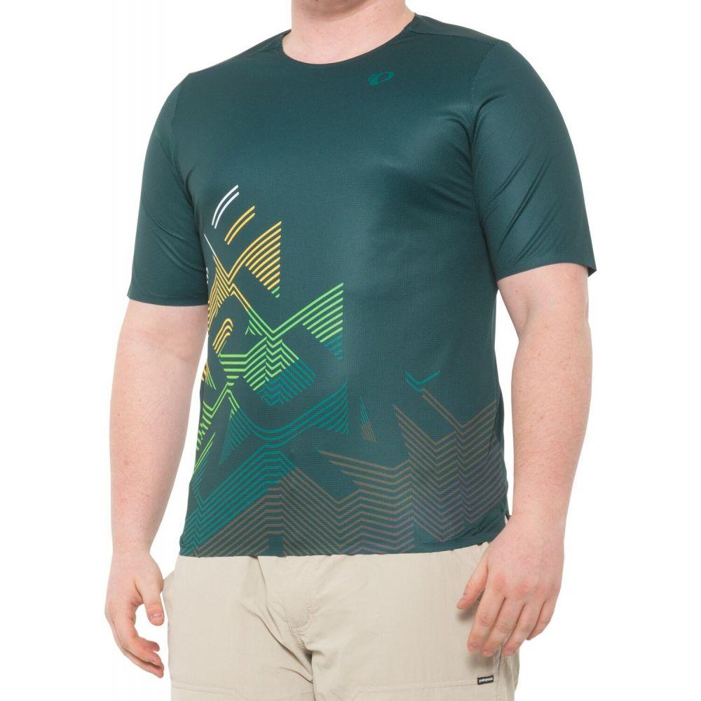 パールイズミ Pearl Izumi メンズ 自転車 トップス【launch cycling t-shirt - short sleeve】Pine Echo